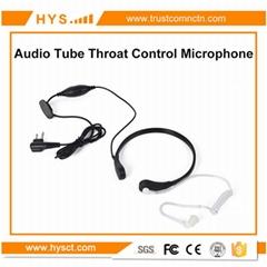 对讲机喉控耳机TC-314