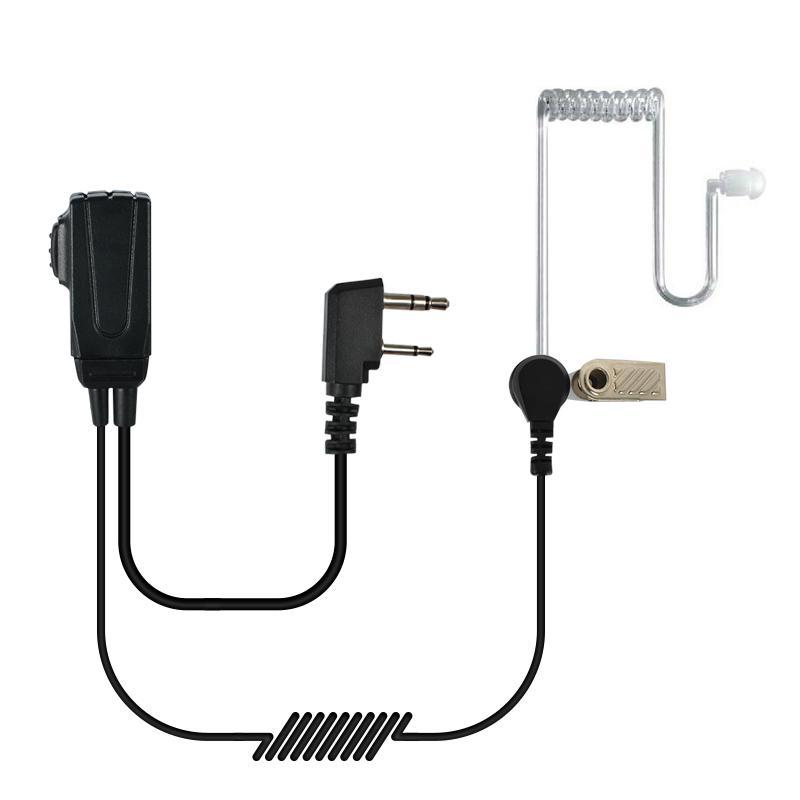 透明管耳机 TC-801 1
