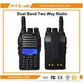 Dual Band Ham Portable Two Way Radio
