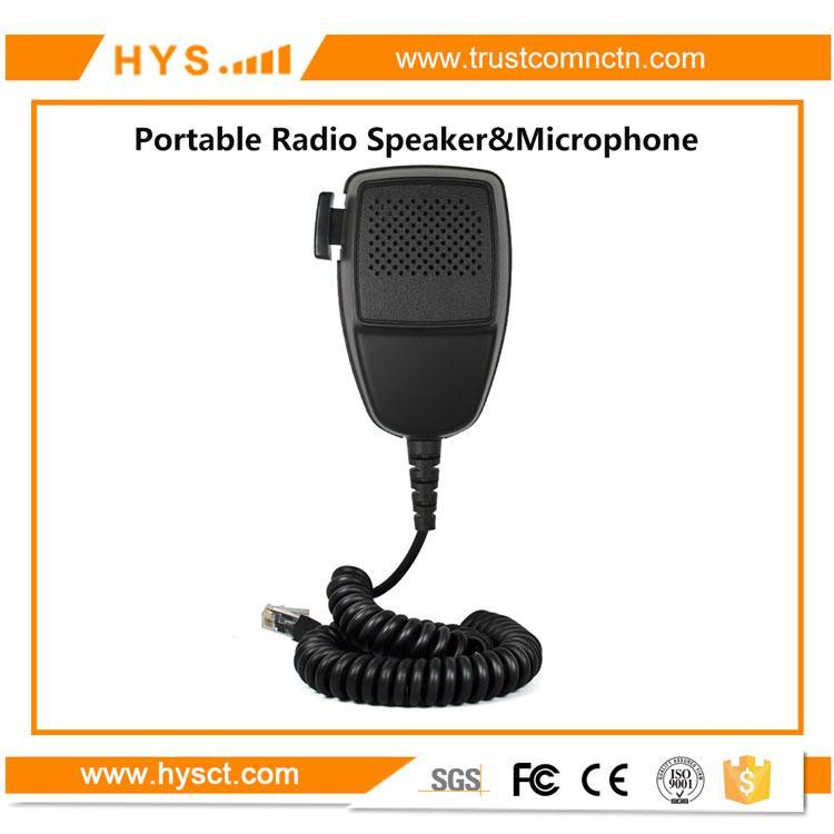 Portable Radio Speaker&Microphone TCM-M3596 1