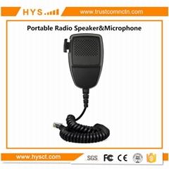 Portable Radio Speaker&Microphone TCM-M3596
