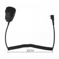 Portable Radio Speaker&Microphone TC-SM008 2