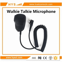 Portable Radio Speaker&Microphone TC-SM008