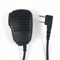 Portable Radio Speaker&Microphone TC-SM008 11