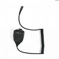 Portable Radio Speaker&Microphone TCM-U21M 8