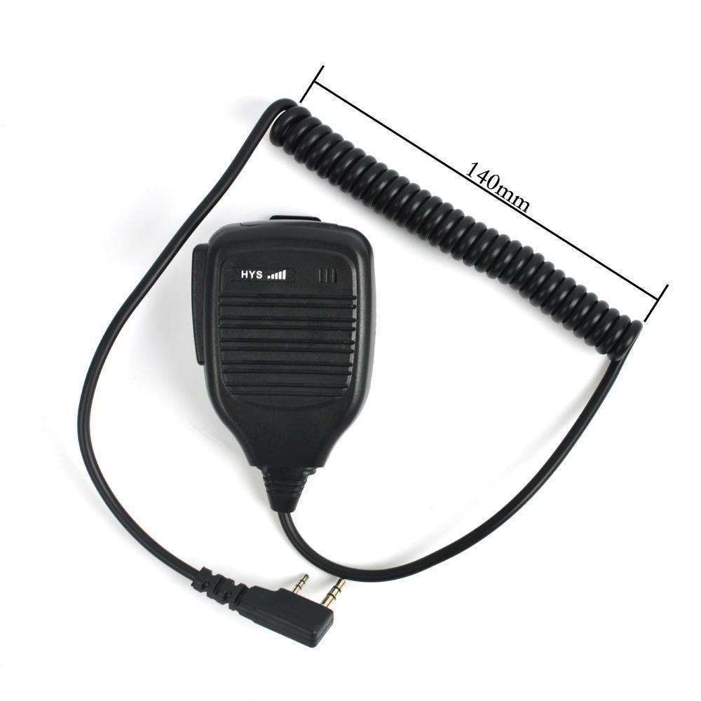 Portable Radio Speaker&Microphone TCM-U21M 10