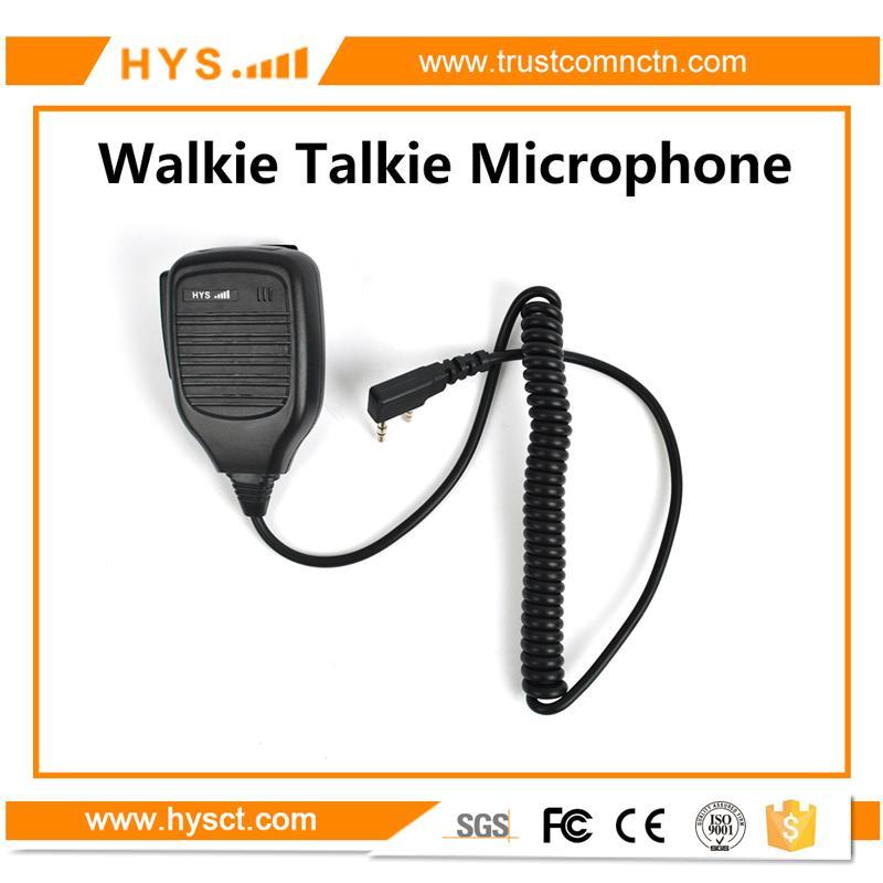 Portable Radio Speaker&Microphone TCM-U21M 1