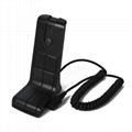 Professional Walkie Talkie Speaker &Microphone TCM-M5050 4