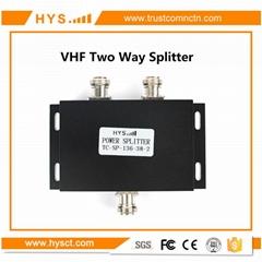 2路VHF 功分器 TC-SP-136-38-2