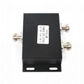 2-Way VHF 136-174MHz antenna power splitter TC-SP-136-38-2  4