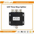 3 way UHF antenna power splitter