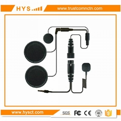 Iphone Earphone For Motorcycle Helmet TC-IPE08