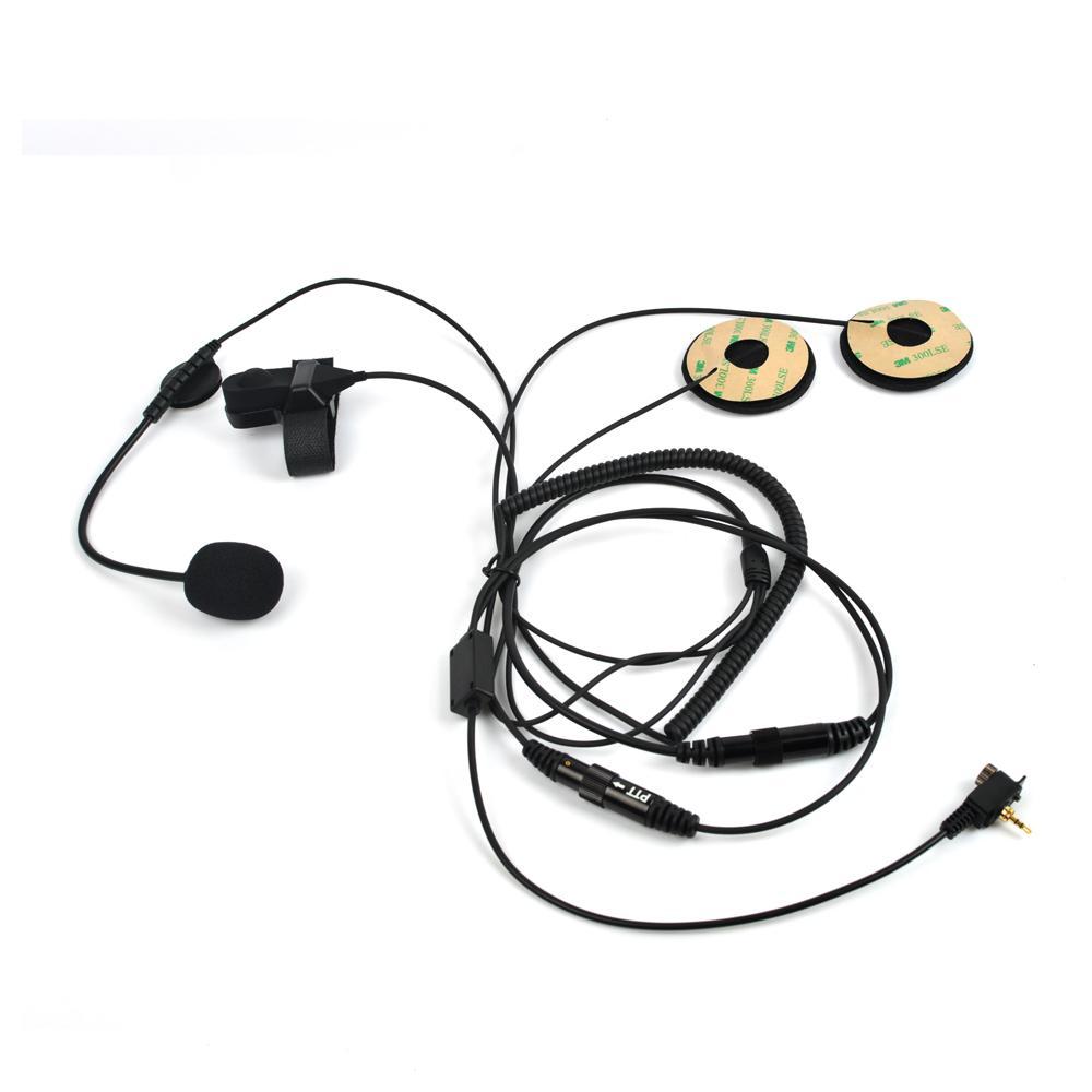 摩托車頭戴對講機耳機 TC-502-2 13