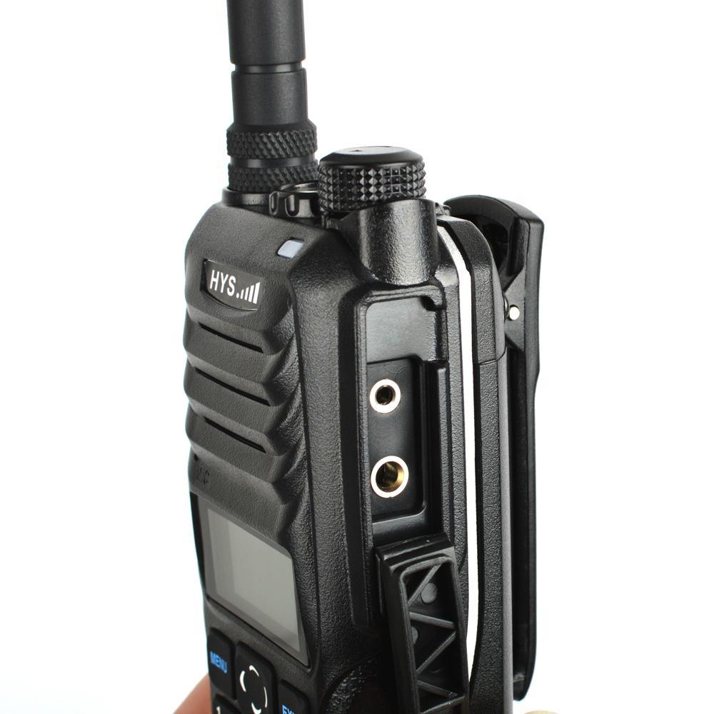 Handheld Dual band 10W Walkie Talkie  2
