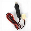 Mobile Radio Car charger Power Cable