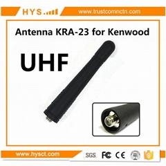 two way radio antenna KRA-23M for Kenwood TK2207 TK3207 TK2212 TK3212 TK2160