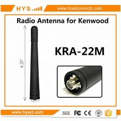 two way radio antenna KRA-22M for Kenwood  TK2207 TK2212 TK2160  TK2140