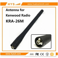 two way radio antenna KRA-26M for Kenwood TK2217 TK2212 TK2160 TTK2168 TK2140