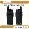 HYS UHF DMR Digital Two  Way Radio