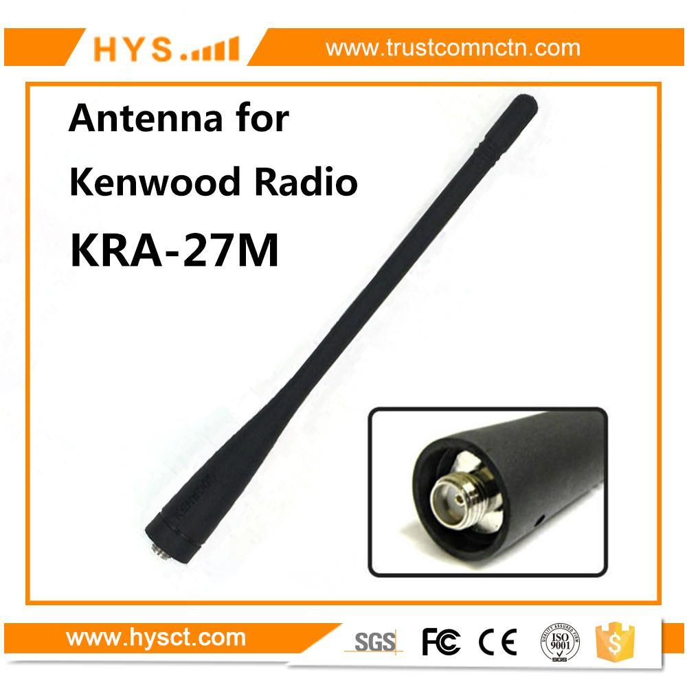 UHF 800 MHz Antenna for KENWOOD KRA-24M Portable Two-Way Radio