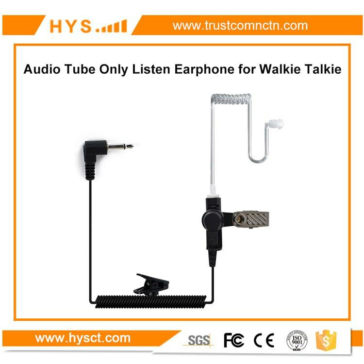Only Listen Earphone For Two Way Radio TC-617-1N 1