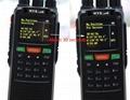 GPS Dual Band 10w Two Way Radio 4