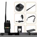 GPS Dual Band 10w Two Way Radio 6
