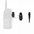 Bluetooth Acoustic Tube Earpiece Headset For Two Way Radio Baofeng Kenwood TK  8