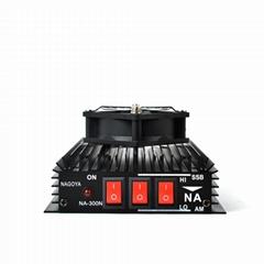 HF Portable Radio Amplifier NA-300N