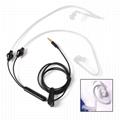 黑色透明管耳机PH-05H