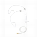 Covert Acoustic Air Tube Headphone with
