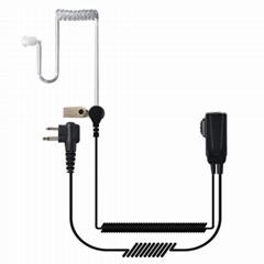 带有VOX语音调节的透明管耳机TC-801M