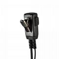 Surveillance Headset Earpiece PTT MicTC-801M 5