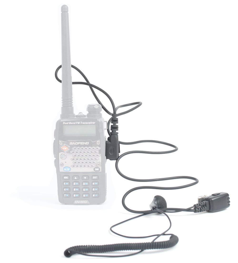 耳塞式對講機耳機TC-303 5