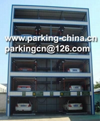 Hydraulic Puzzle Parking