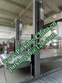 Car Parking Lift 2 post elevator family double garage parking at basement 5
