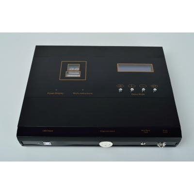 Quantum magnetic analyzer with detox foot spa 1