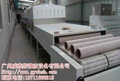 微波紙管烘乾設備