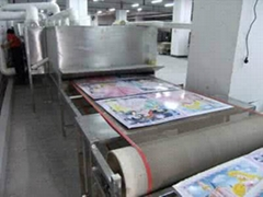 牛皮紙板烘乾設備