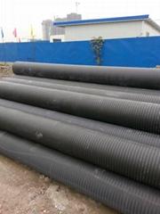 四川高密度聚乙烯中空缠绕管
