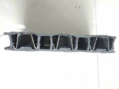 成都HDPE雙平壁鋼塑復合纏繞管