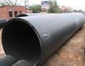 四川HDPE高密度聚乙烯中空雙壁纏繞管 1