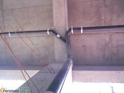 四川虹吸排水HDPE管材 2