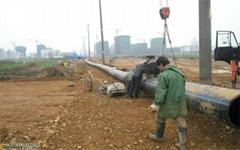 重慶銷售PE100級給水管