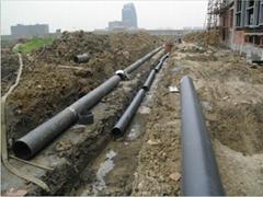 四川HDPE纏繞管