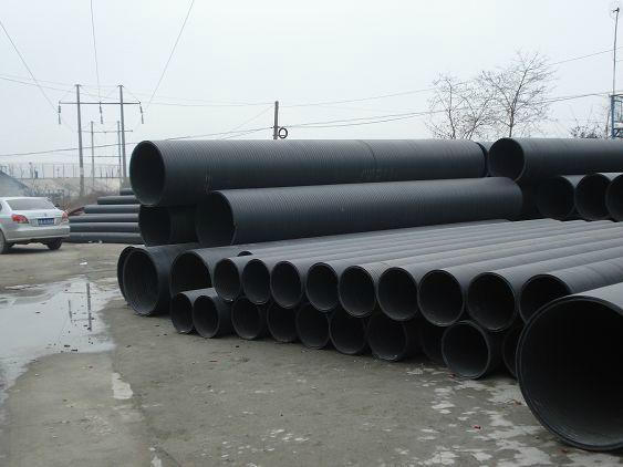 四川成都HDPE中空壁纏繞管 2