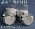 耐热增硬抗划伤专用气相二氧化硅