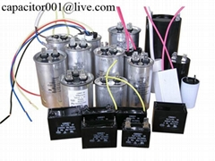CBB65/CBB61/CBB60 AC Motor Capacitor