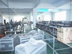 Deson stage lighting equipment factory