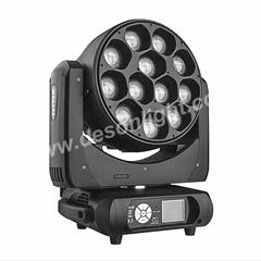 high power 12x40w wash zoom led moving head LM-1240